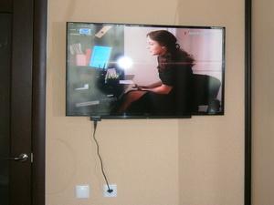 настенное крепление для телевизора