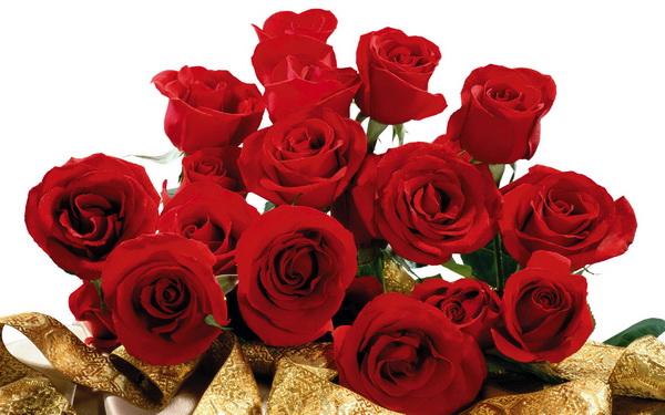 И только розы