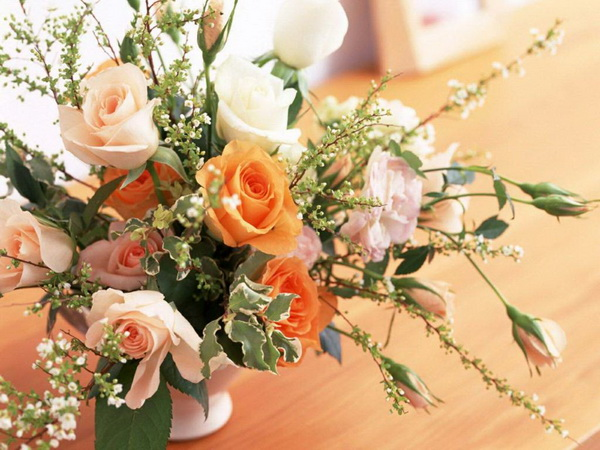 Праздничные цветы